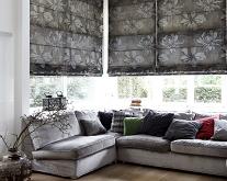 gordijnen jaloezien trend klassiek luxe interieur transparante verduisterende gordijnen van vadain