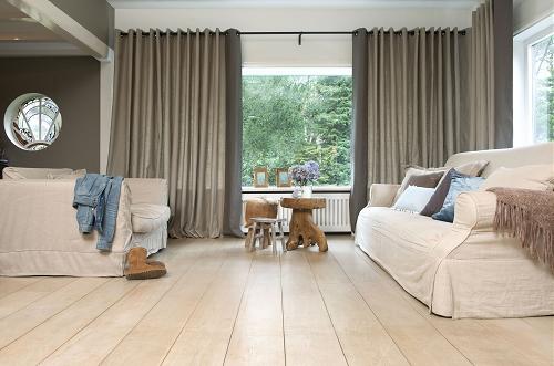 landelijke raambekleding - droomhome | interieur & woonsite, Deco ideeën