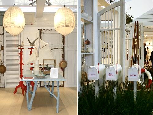 Seasons strandjutter huis droomhome interieur woonsite for Interieur van eigentijds huis foto