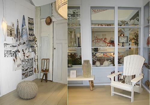 Seasons strandjutter huis droomhome interieur woonsite for Huis en interieur