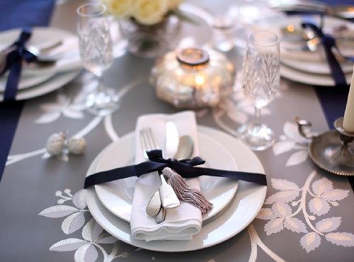 Trendy Kersttafel   DroomHome   Interieur  u0026 Woonsite