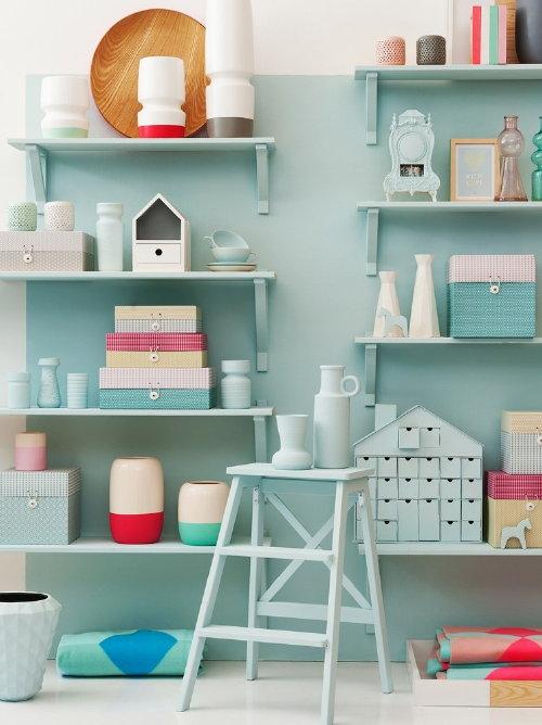 Droomhome interieur woonsite for Huis interieur kleuren
