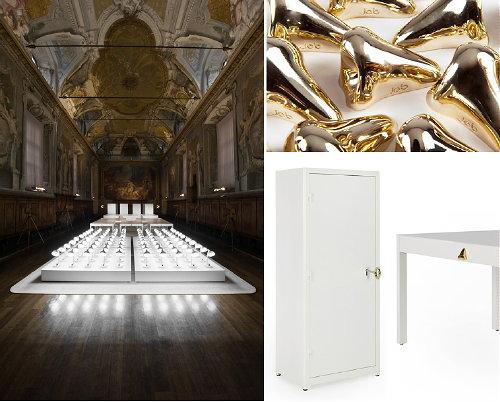 Koper goud design droomhome interieur woonsite for Koper design