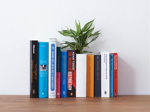 Boekenplank Met Boeken.Droomhome Interieur Woonsite
