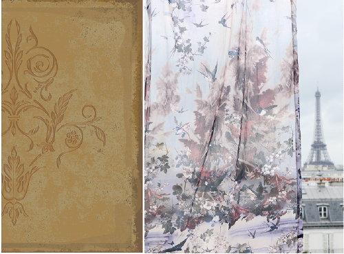 Interieur Slaapkamer Behang : ... Behang Albery van Cole&Son - Meer ...