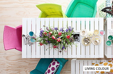 tuin op kleur droomhome interieur woonsite