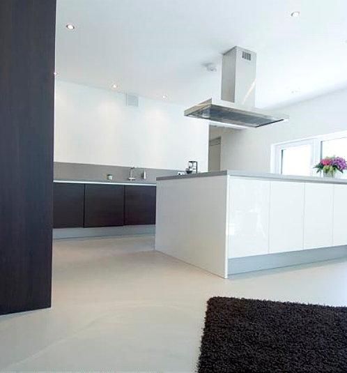 Piet Boon Betonlook Vloeren - DroomHome   Interieur & Woonsite