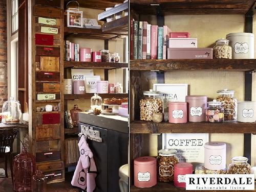 Riverdale Keuken Blikken : Keuken (Foto Riverdale Keuken Miss Applepie Woontrend op DroomHome