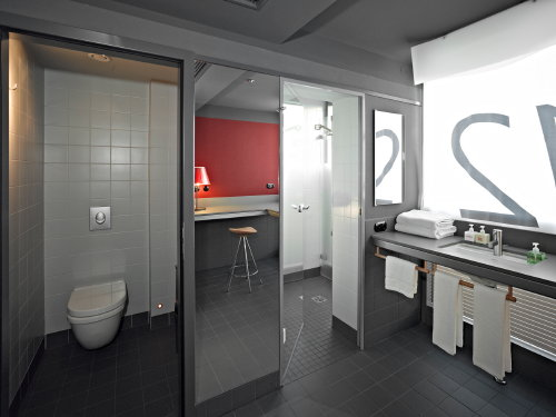 Hotel Met Bad In Slaapkamer : ... Hotel, duurzame ...