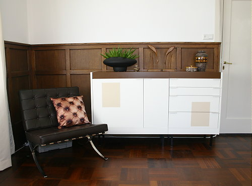 Stap 4 Kasten Makeover Droomhome Interieur Woonsite