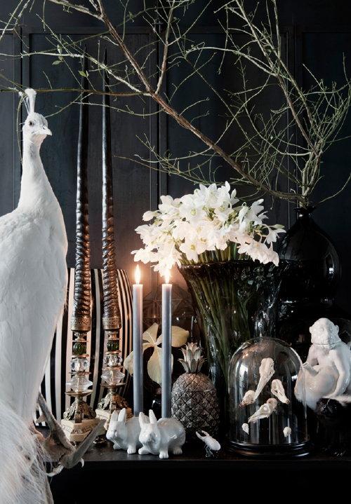 ... Zwart & Wit – MEER Kerst … (Foto James Stokes, Perscentrum Wonen