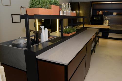 Design Keukens Uitverkoop : Keuken Werkblad Dekton in Keuken Salinas ...