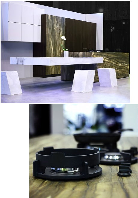 Compacte Keuken Van Grote Klasse : Keuken Met Natuursteen : Keuken & Design Keuken Trends 2014