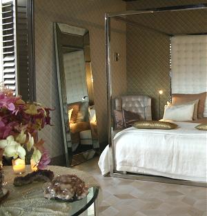 Slaapkamer geheimen droomhome interieur woonsite - Romantische kamers ...