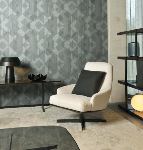 Droomhome interieur woonsite for Trend wallpaper voor volwassen kamer