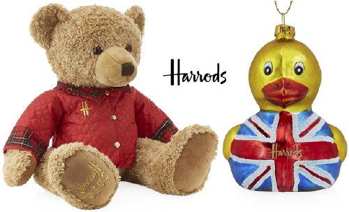 Engelse Keuken Kerst : Kerst Trends 2014 ? Warenhuis Harrods Kerstcollectie 2014