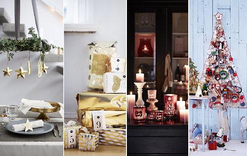 Slaapkamer Paars Lila : Kerst Trends 2015: Wat zijn de Kerstdecoratie ...