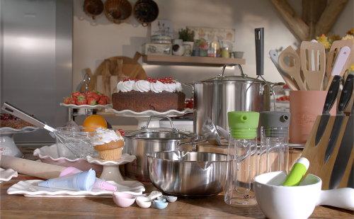 Grote Keuken Vijzel : 24Kitchen: Rudolph? Bakery Keukenspullen & Bakartikelen