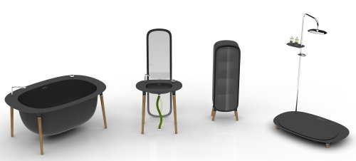 Nieuwe Badkamer Software ~ Badkamer Tips Luxe in de Kleine Badkamer ? Groha Sanitair Modern