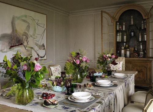 Zara home winter 2015 droomhome interieur woonsite - Decoratie tafel eetkamer ...