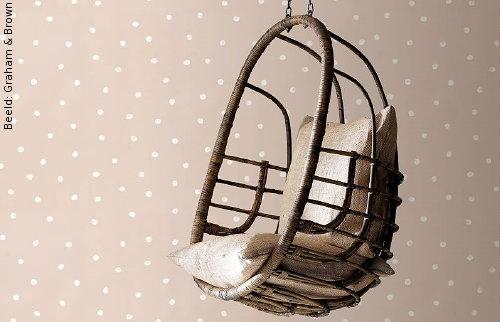 Behang Met Stippen : Stippen behang. tout petit with stippen behang. majvillan stippen
