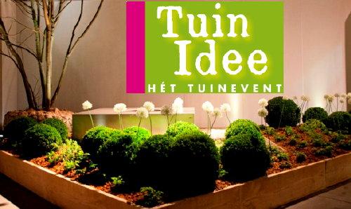Tuinbeurs tuinidee tuinidee in de brabanthallen te s for Tuinbeurs 2016