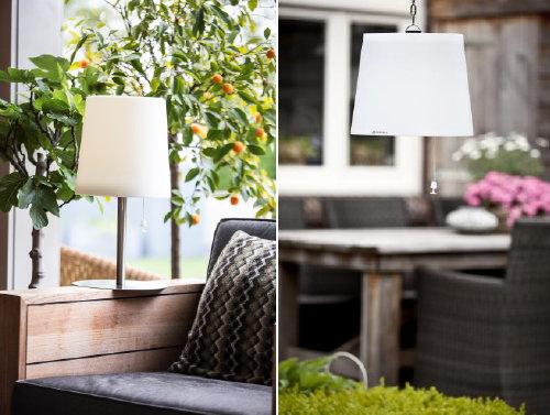 Tuin makeover met energiezuinige design verlichting droomhome interieur woonsite - Buitenverlichting design tuin ...