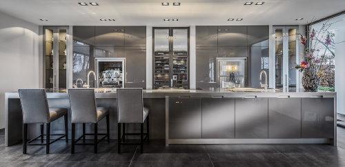 Droomhome interieur woonsite - Decoratie design keuken ...