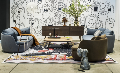 Moooi in new york droomhome interieur woonsite for Interieur new york