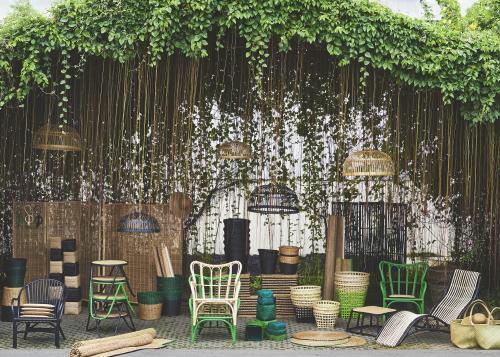 natuurlijk wonen met ikea nieuwe nipprig collectie ikea handgemaakte meubels woonaccessoires van rotan