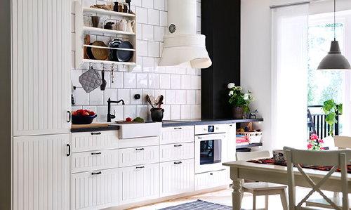Keuken Afzuigkap Verplaatsen : Grepen ? MEER Keukens? (Foto IKEA Keuken Korktorp op DroomHome.nl