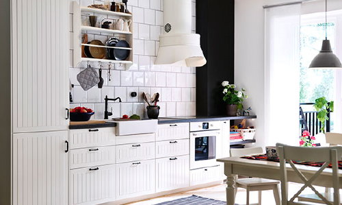 Keuken Design Ikea : Nieuwe Ikea Keuken Design Producten: Ikea Korktorp Keukenontwerp