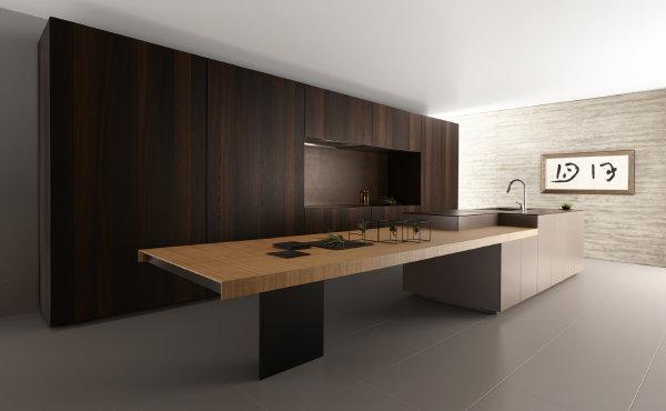Keuken minimalistisch design maison design risofu