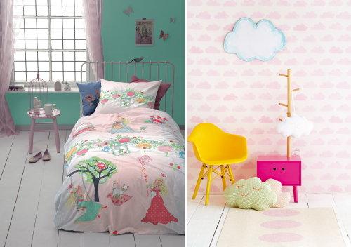 Kinderkamer Cinderella : Kinderkamer Trends: Feest in het Bos ...