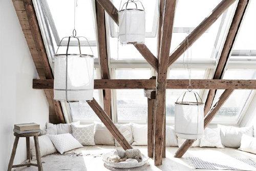 Zwart Wit Interieur Woonkamer      lichte kleuren in de woonkamer zolder (foto riverdale op