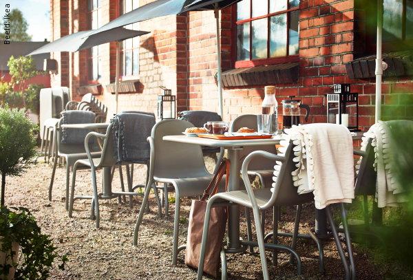 Droomhome interieur woonsite - Overdekt terras voor restaurant ...