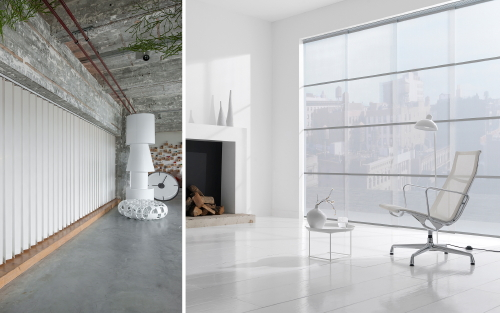 Raamdecoratie trend wit droomhome interieur woonsite - Decoratie kantoor ...