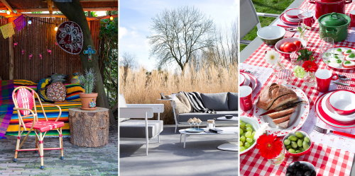 Droomhome interieur woonsite - Outdoor tuin decoratie ideeen ...
