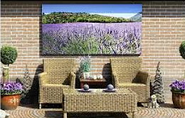 Alles over tuin terras droomhome interieur woonsite for Tuinschilderij canvas