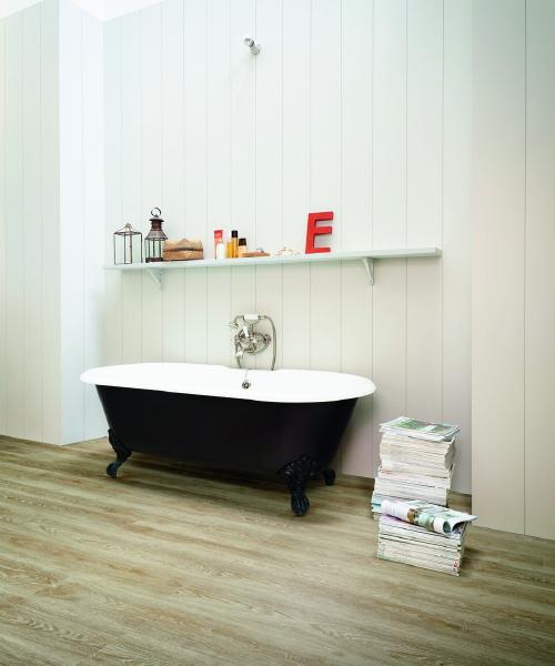 Multiplex vloer badkamer u hout in badkamer lakken brigee tegelen badkamer m wand vloer - Badkamer in m ...