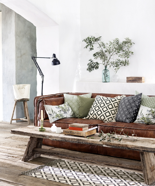 H&M Woondecoratie Trends 2015 - DroomHome | Interieur & Woonsite