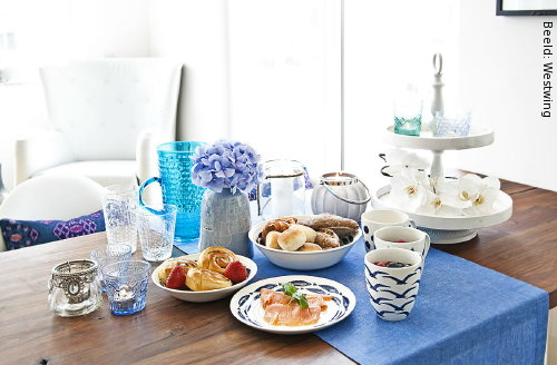 Droomhome interieur woonsite for Woonkamer tafel