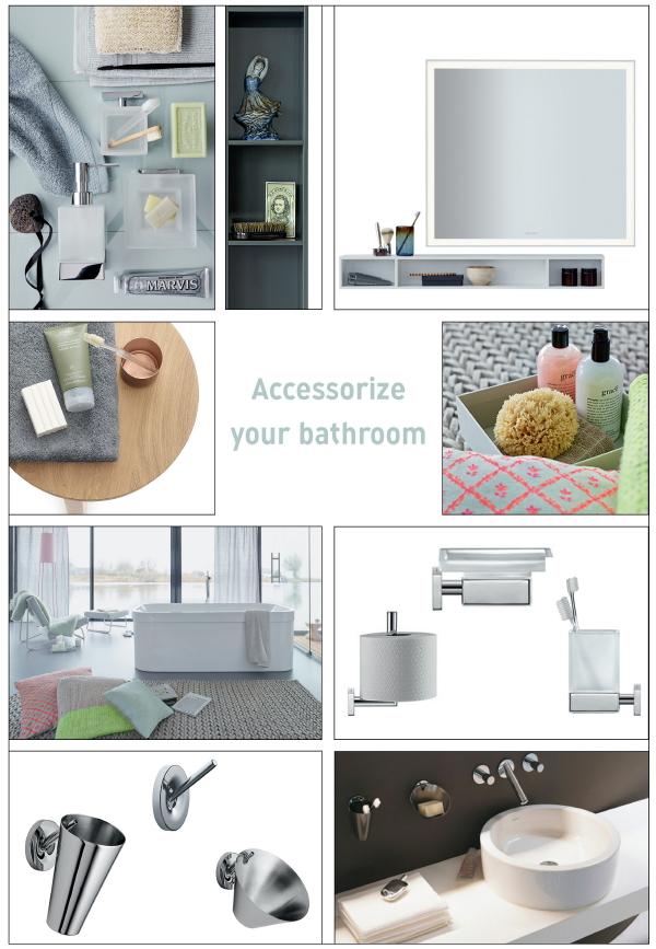 Design badkamer accessoires droomhome interieur woonsite for Interieur accessoires design
