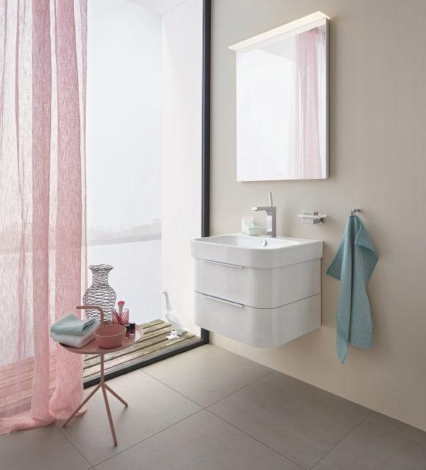 Droomhome interieur woonsite - Warme badkamer ...