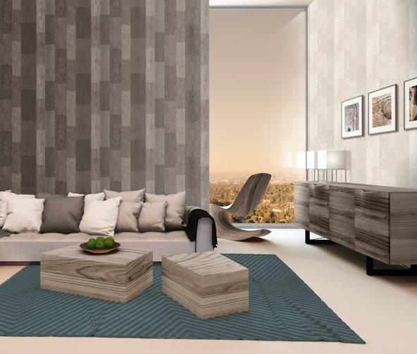 Titanium behang collectie droomhome interieur woonsite - Stijlvol behang ontwerpen ...