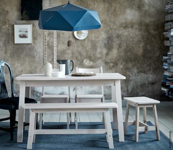 Bank Eettafel Ikea. Good Amazing Ikea Bjursta Eettafel Bank Model ...