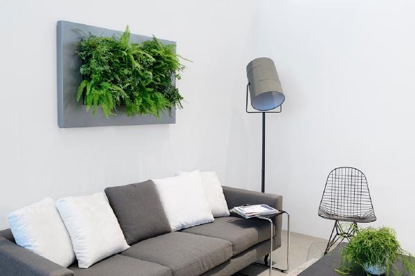 Livepicture planten schilderij droomhome interieur & woonsite