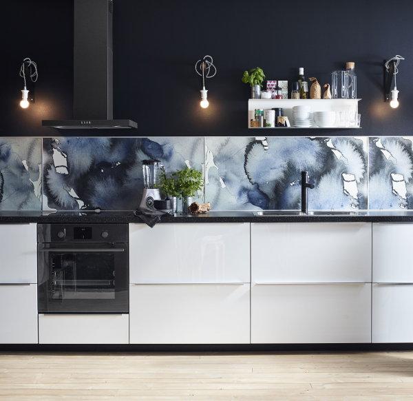 Nieuwe Keuken Ikea : Ikea Design Keuken met Karakter ? Ikea Wandpanelen Lysekil
