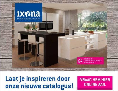 Keuken catalogus aanvragen