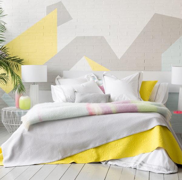 Zara Home meubels in de slaapkamer als deze bijzettafel set perfect ...